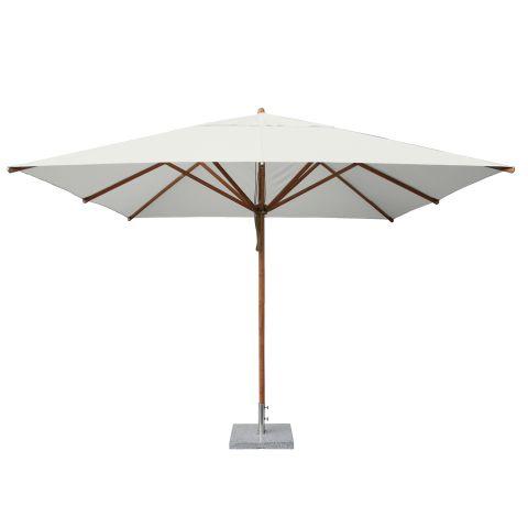 rectangular 2m x 3m wooden parasol large parasols. Black Bedroom Furniture Sets. Home Design Ideas
