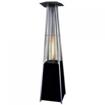 Black Pyramid Tower Pyramid Heater (Gas)