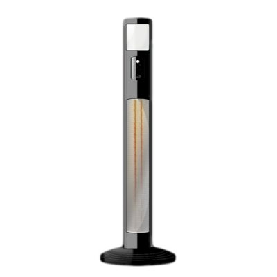 Chillchaser Jupiter infrared electric patio heater in black